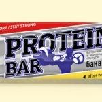 Батончики Effort протеиновые батончики