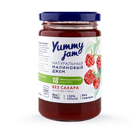Yummy Jam низкокалорийный джем