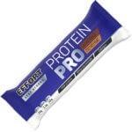 Мюсли прессованные. Батончик Effort protein PRO шоколад/печенье