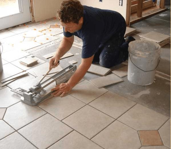 Разница между фарфором и керамической плиткой